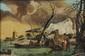 École HOLLANDAISE du XIXème siècleScène d'hiverPanneau24,5 x 34 cm