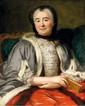 Marianne Loir (Paris, vers 1715- ? 1769), Portrait de Marie Rey, première duchesse de Fleury, vers 1745. Huile sur toile Marianne Loir appartenait à une famille d'artisans, artistes et orfèvres, célèbre depuis le XVII° siècle. Elève de Jean-François