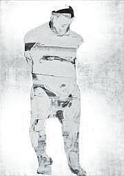 Gustavo ACEVES (ne en 1958) Sans Titre Technique
