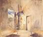 Constantin BRUNI (1920-1969)  « Prisou » 1928  Aquarelle sur papier.  Signé en bas à gauche.  27,5 x 32 cm, Constantin Bruni, Click for value