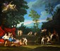 Robert LeVRAC-tOURNIeReS (1667-1752) Portrait de Nicolas MARYE, vicomte de BLOSSEVILLE (1683-1759) fils de Nicolas, échevin de Rouen et de Louise le Baillif Huile sur toile 81 x 65 cm La seigneurie de Blosseville provient à l'origine des