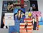 Fifteen rock concert programmes, most 1970's-80's, including Springsteen, Rolling Stones, U2, McCartney, Quo,