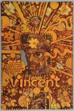 Martin Sharp, Bog O Posters, 'Vincent Van Gogh', 1968, rolled, 19 x 29 inches