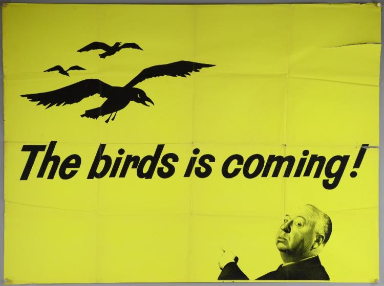 Image result for the birds is coming