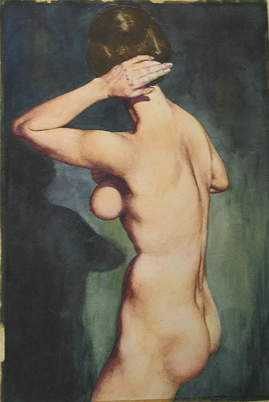 Nude Paddling 118