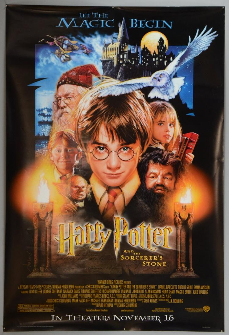 Roman Harry Potter and the Philosopher's Stone turned 20 years old 06/26/2017 63