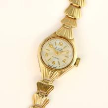 Avia Ladies wristwatch, round dial with Arabic num