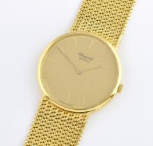 Chopard Gentlemans Wristwatch in 18K yellow Gold,