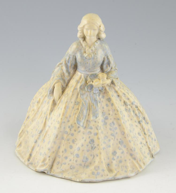 Doulton a rare figure modelled by Mark V Marshall,