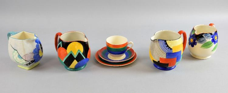 Susie Cooper for Gray's Pottery 'Moon and Mountain