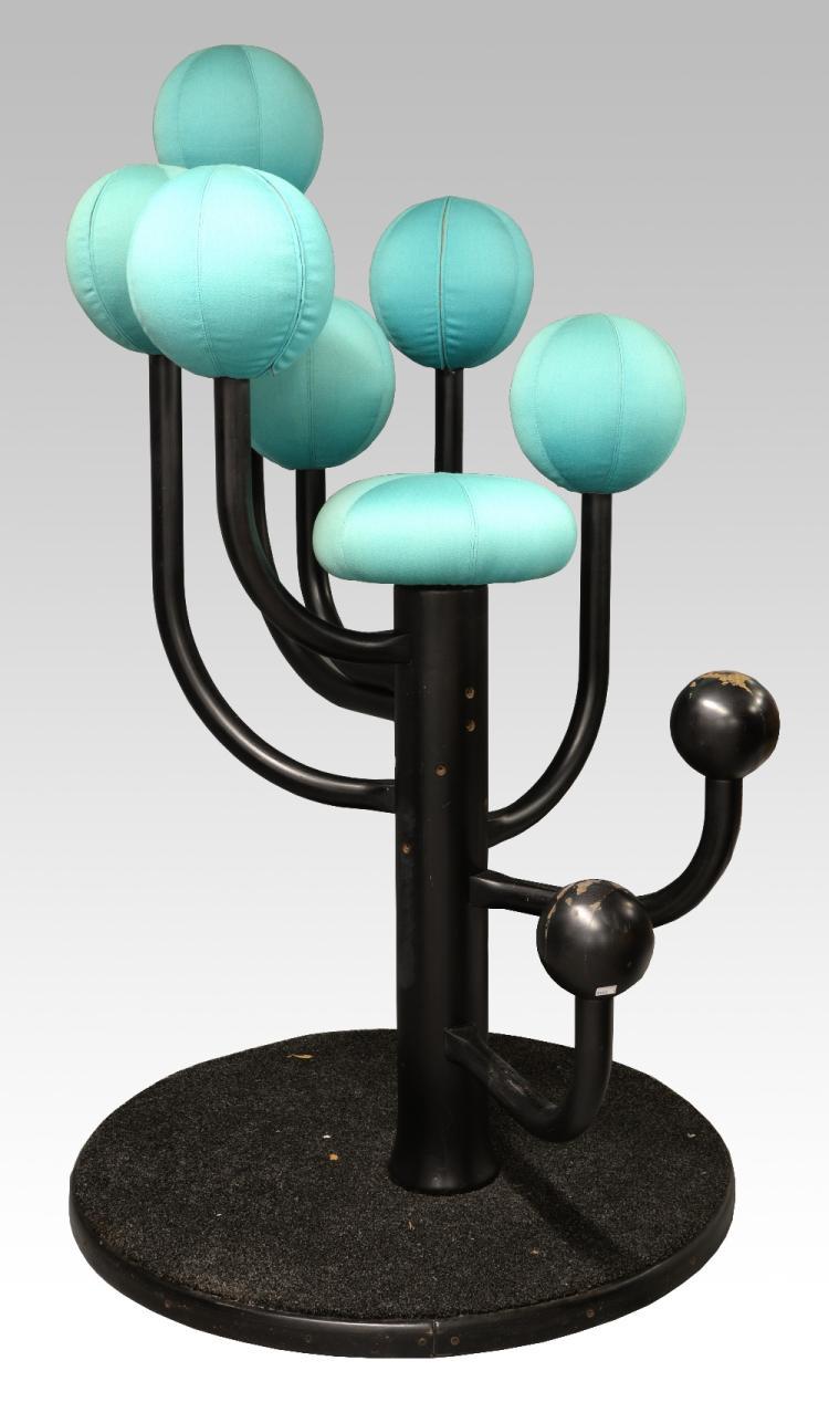 'Garden Chair' - chair sculpture designed by Peter