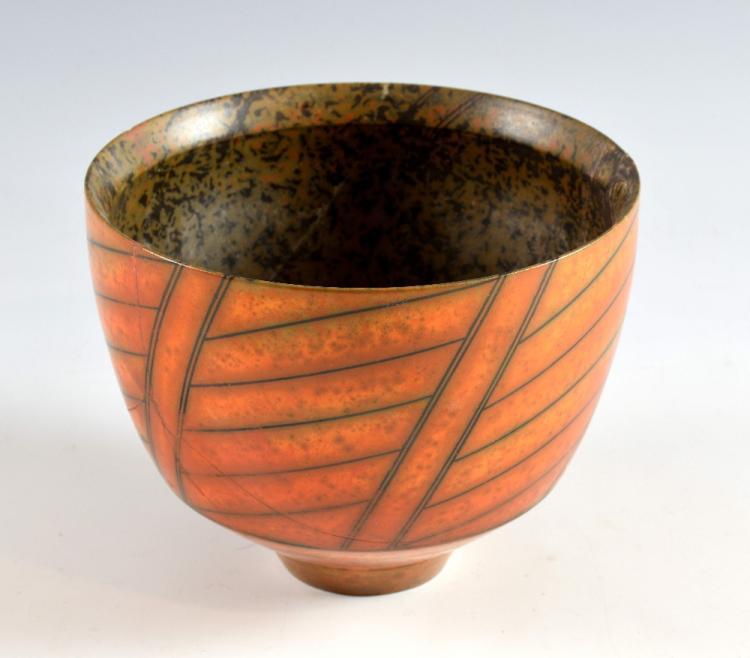 Duncan Ross (b.1943), studio pottery terra sigilla