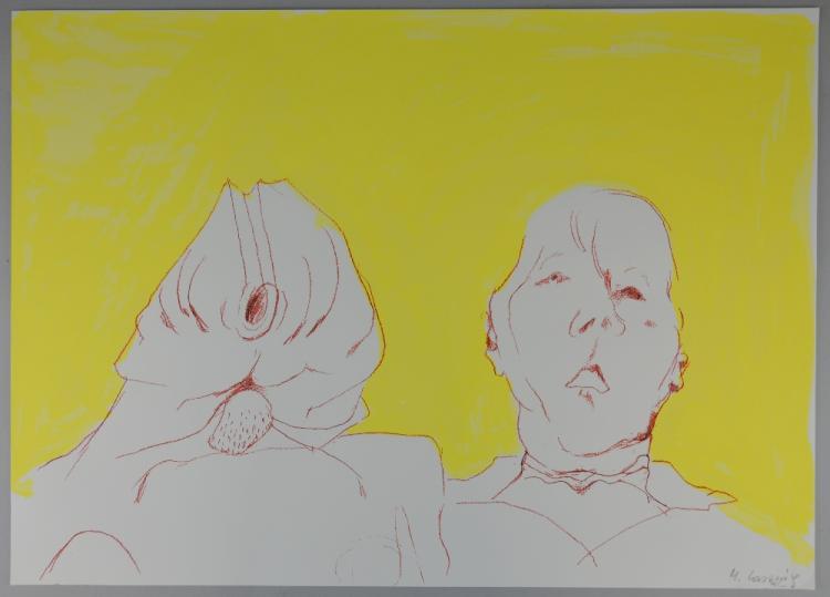 § Maria Lassnig (Austrian, 1919-2014). Limited edi