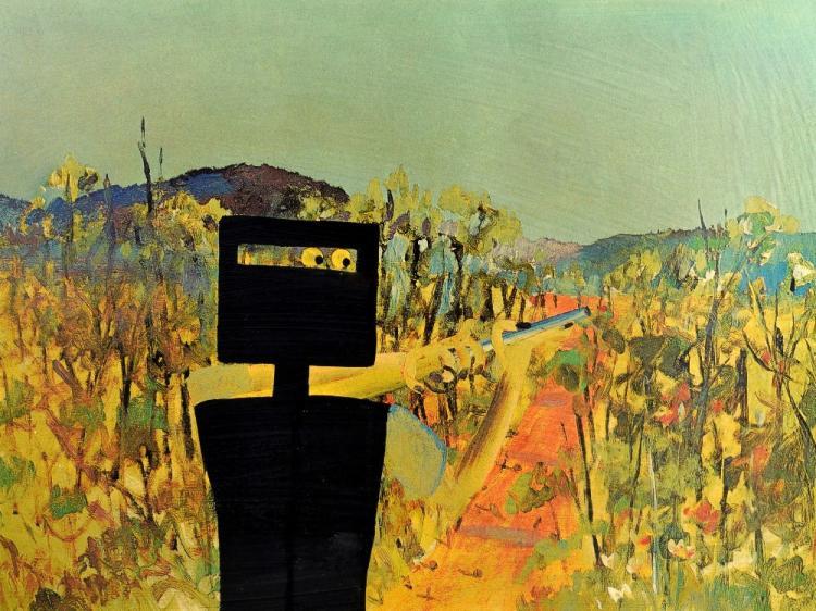 § Sidney Robert Nolan (Australian, 1917-1992). 'Fi