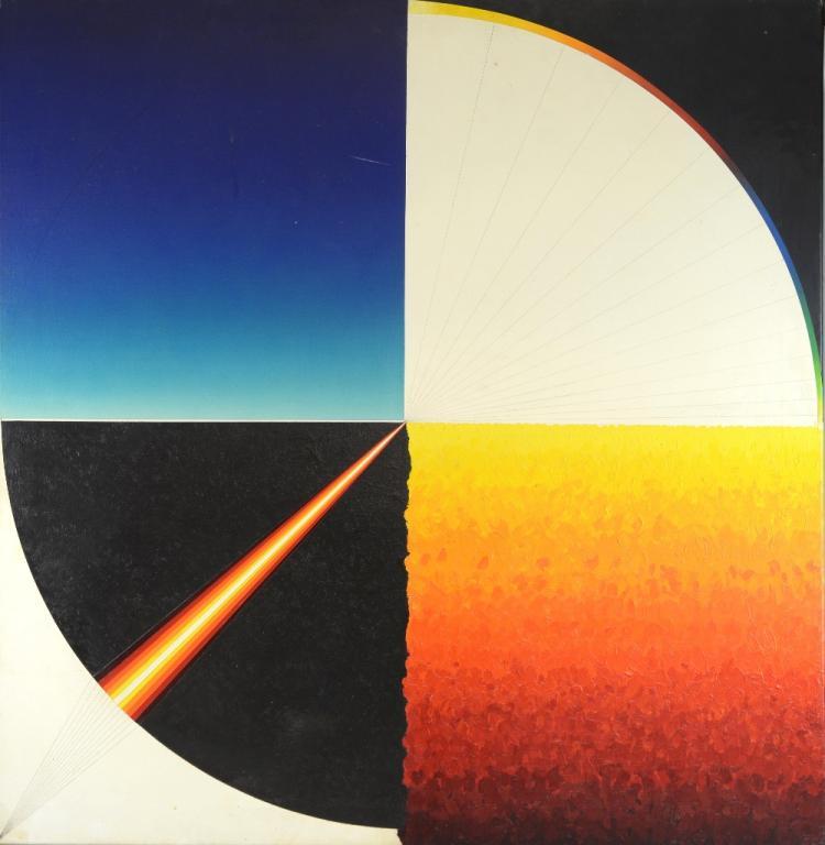 § Peter Kalkhof (German, 1999-2014). ' Space and C