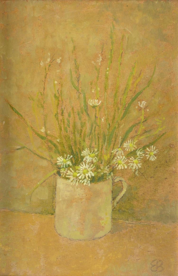 Edward Bishop, (British 1902-1997), 'Garden Daisie