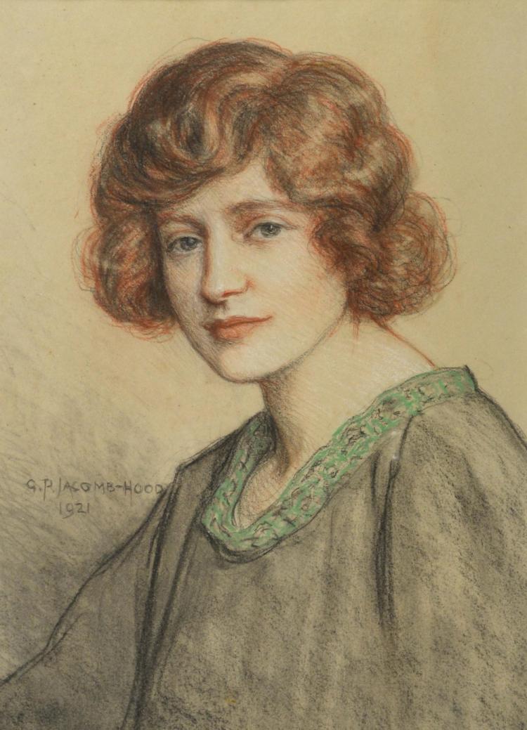 George Percy Jacomb-Hood, (British, 1857-1929), bu