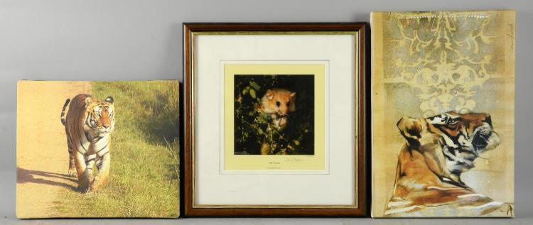 Collection of Wildlife prints (14) . .