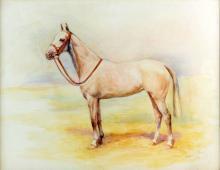 Florence Jay (British, active 1905-1920), portrait