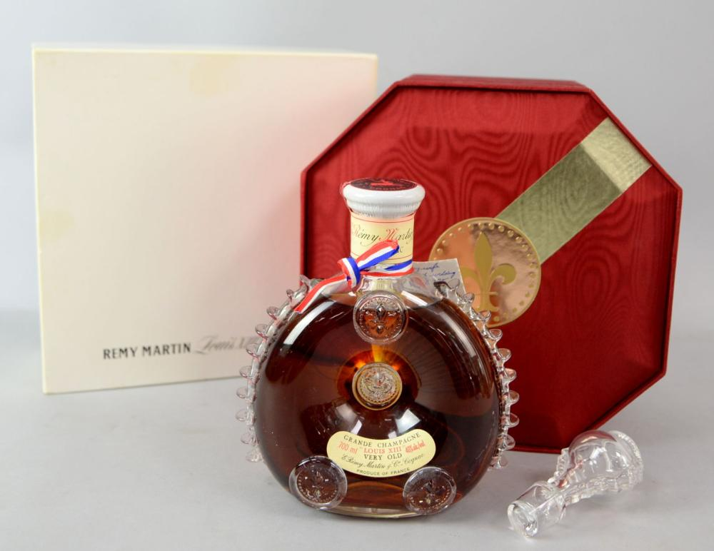 Remy Martin Louis Xiii Very Old Grande Champagne Cognac 700