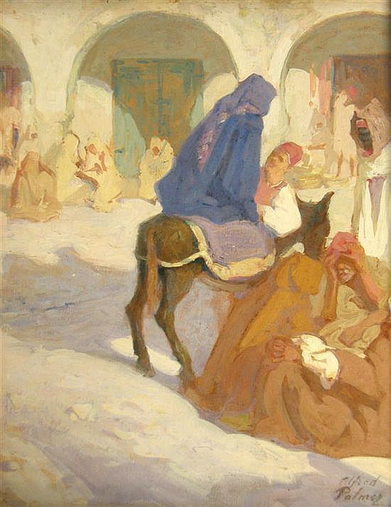 Alfred Palmer, ROI (1877-1952)
