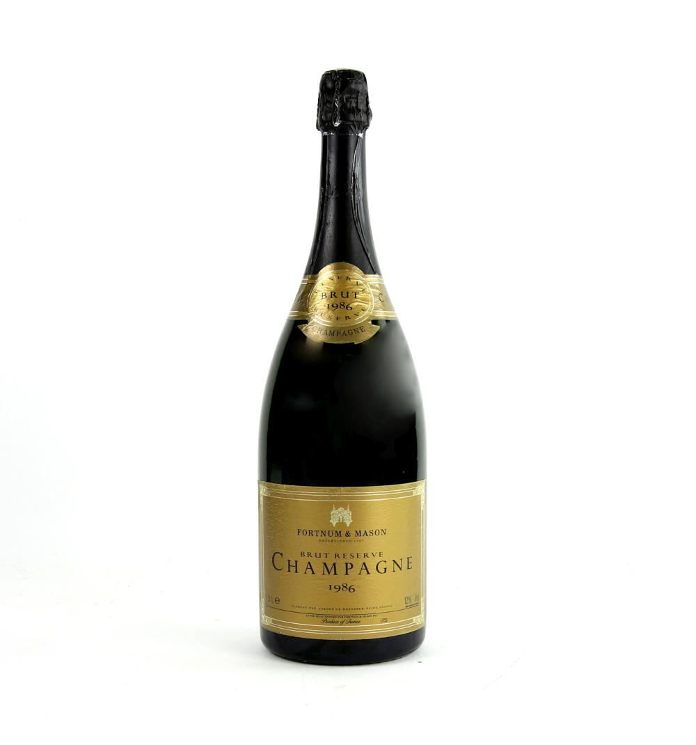 One Magnum of Fortnum and Mason Brut Champagne, 19