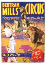 Bertram Mills Circus, Olympia - 'Priscilla Kayes a