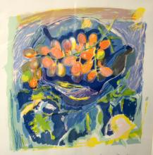 """the blue bowl jane kenyon In """"the blue bowl,"""" jane kenyon creates a tone of sorrow and longing, using imagery and sharp detail to show that dealing with the death of a pet is no."""