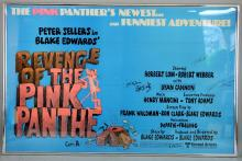 The Revenge of the Pink Panther (1978) British Qua