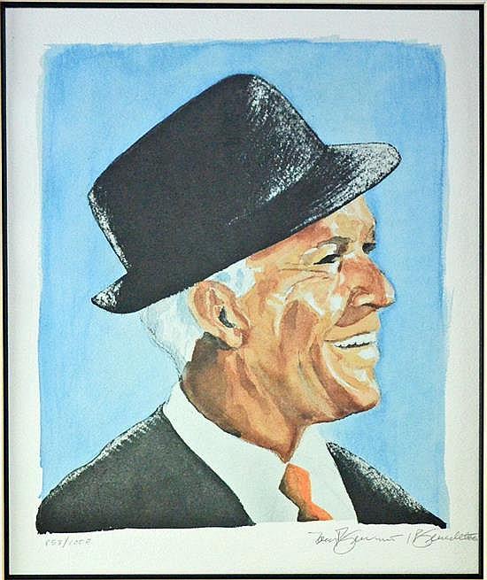 Tony Bennett Artwork for Sale at Online Auction | Tony Bennett