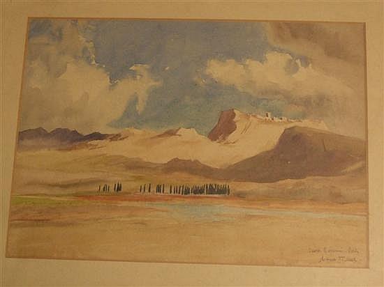 Arthur John Black, British 1855-1936,