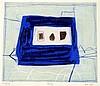 Heidi Konig (b.1964) 'Cukurbag' limited edition Artist Proof monotype etching, XI/XV,, Heidi Konig, Click for value