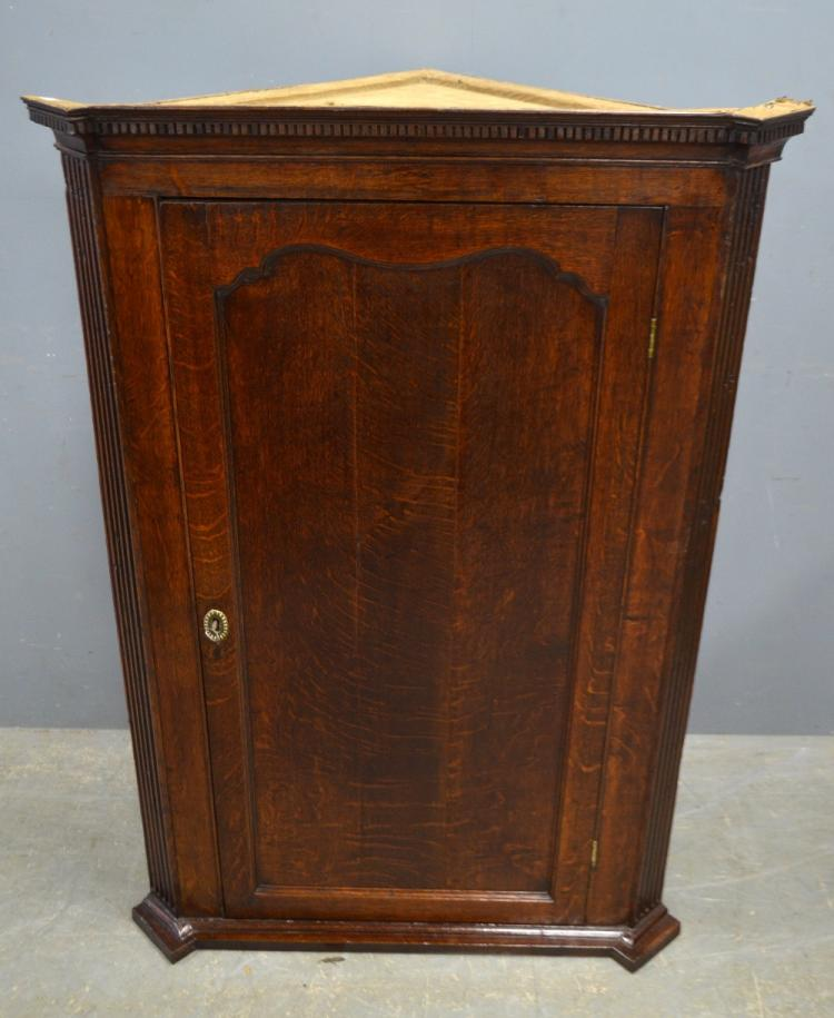 19th century oak corner cabinet for 19th century kitchen cabinets