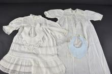 A group of Children's and baby's whitework to incl