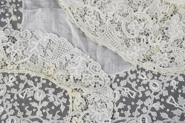 All Saints Convent Youghal Ireland, 19th C  lace c