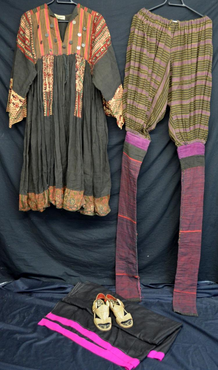 First quarter of 20th C, Himalayan Afridi tribal