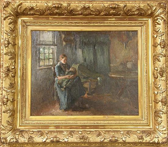 Eduard Frankfort, Dutch 1864-1920,