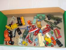A quantity of unboxed early diecast, mostly Matchbox as lotted F-G (Q)