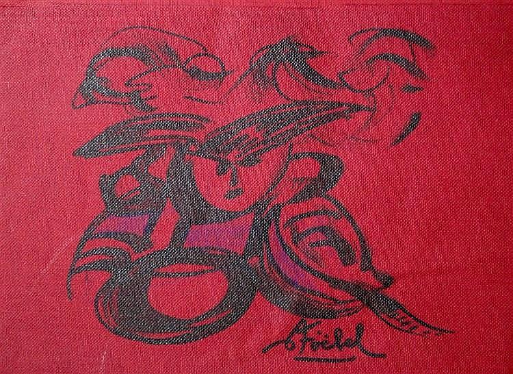 Edgar STOEBEL (1909-2001)