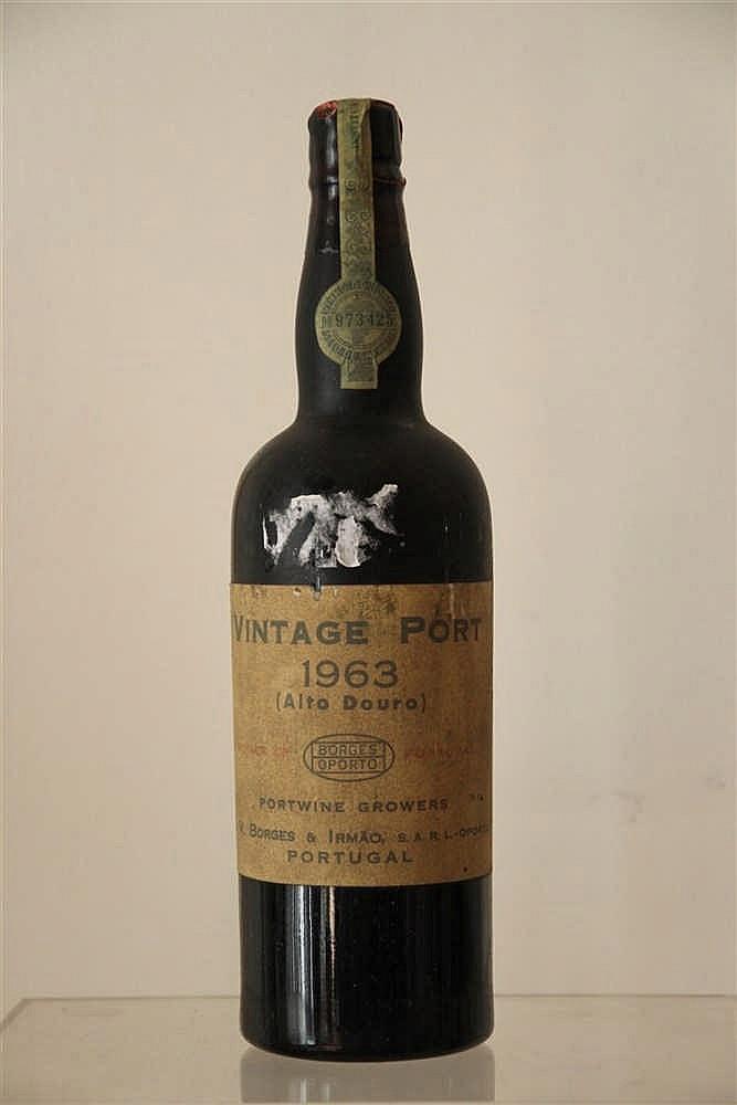 Borges Vintage Port