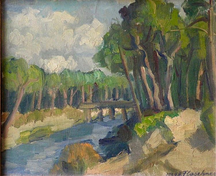 Alexandre FLASCHNER (1920-1995)
