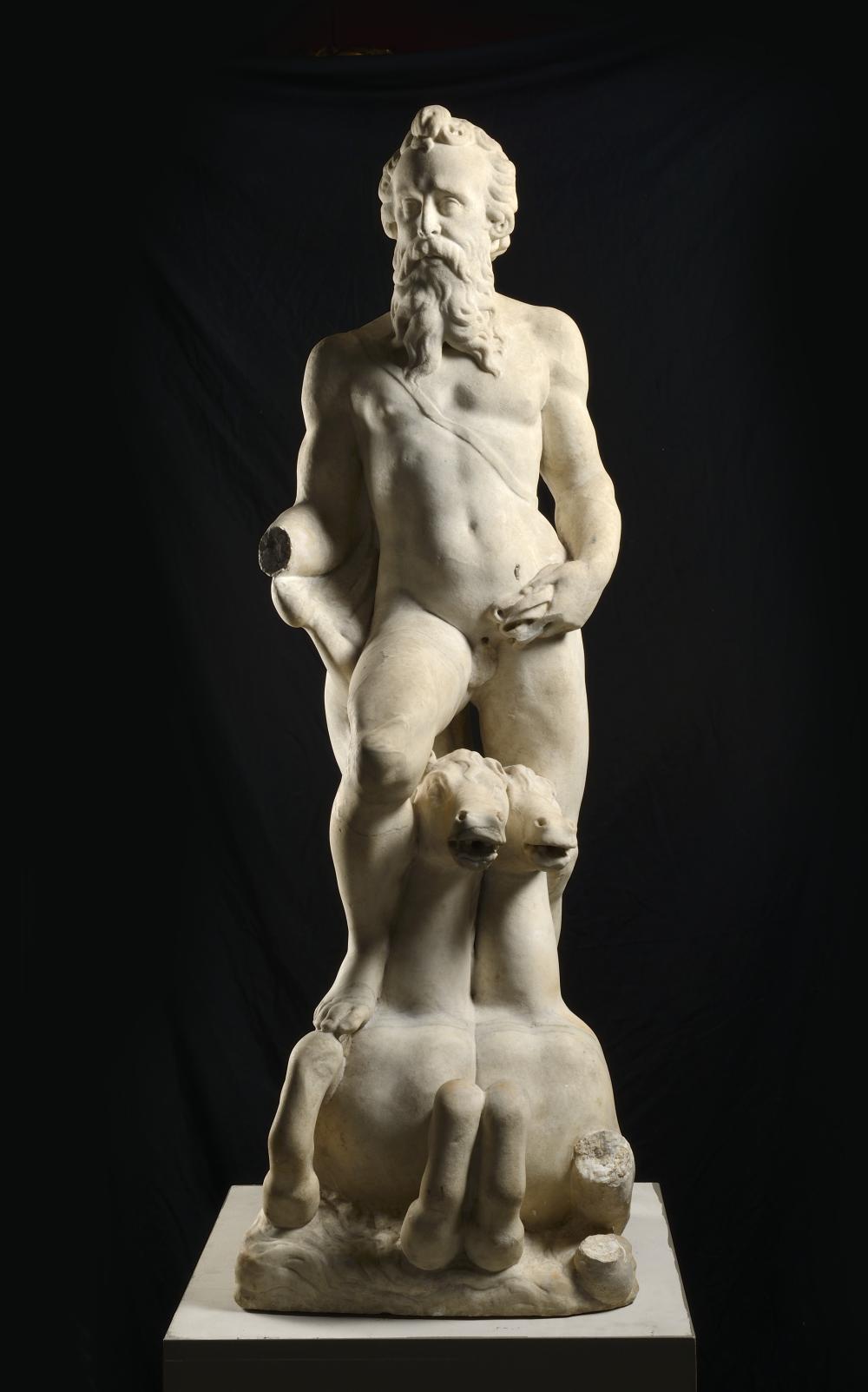 Girolamo Campagna (1549 - 1625), Statue of Neptune
