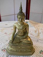 Bronze Asian Buddah 11