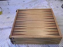 Vintage Wooden Game Set