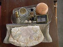 Vintage Purses and Perfume Bottles