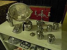 12 Piece Mid Century Serve ware