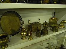 13 Piece Brass Set