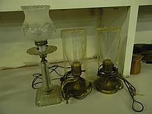 Vintage Lantern Lamps