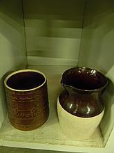 Marcrest & USA Crockery Pots