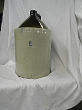 5 Gallon Crock Pottery Jug